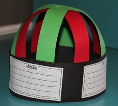 BME Kwanzaa Hat – Could also be used to write Kwanzaa facts! BME Kwanzaa Hat – Could also be used