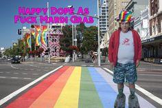 "Lisa Nguyen on Instagram: ""Are youse #ready for a #dopeasfuck #sydneymardigras #mardigras2021 #mardigras #rainbow #loveislove #sydney #gavinmcgregor…"" Mardi Gras, Sydney, Netflix, Lisa, Rainbow, Instagram, Carnival, Rain Bow, Rainbows"