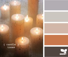 candle tones