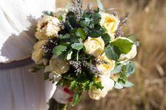 Ingrid and Anthony's Rural Spring Wedding
