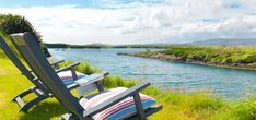 Blairscove House& restaurant, Bantry, Co. Irish Landscape, Styling A Buffet, House Restaurant, Blue Books, Am Meer, Places Of Interest, Sun Lounger, Ireland, Scenery
