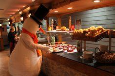 Welkom allemaal in mijn Snowparadijs! Veel keuze.. Welk broodje zal ik nemen?
