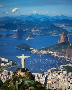 Rio de Janeiro, Brazil: What a City! Travel photography to inspire wanderlust. Travel inspiration from around the world. | | Blog by the Planet D #Travel #TravelPhotography #Wanderlust #TravelInspiration #Rio #Brazil Vacation Places, Dream Vacations, Places To Travel, Places To See, Travel Destinations, World Photography, Travel Photography, Travel Around The World, Around The Worlds