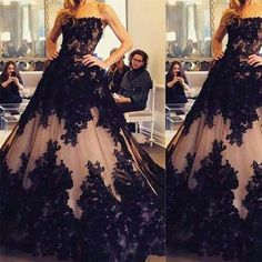 Cheap dress lining, Buy Quality dresse directly from China weddings dress Suppliers: Unique Black Wedding Dress With Lace Appliques Sweetheart Corset A-Line Bridal Gowns 2016 Princess Lace-Up Robes Weddi