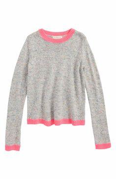 Main Image - Tucker + Tate Color Block Pullover (Toddler Girls, Little Girls & Big Girls)
