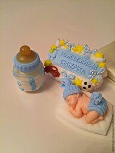 """Мыло ручной работы. Ярмарка Мастеров - ручная работа. Купить подарочный набор мыла """"На рождение мальчика"""". Handmade. Мыло Myla, Children, Young Children, Boys, Kids, Child, Kids Part, Kid, Babies"""