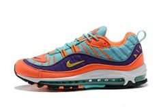 new concept d3a33 2607b Nike Air Max 98 Running Shoes - Page 2 of 2 - NikeRuningShoes.com