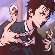 Kiseijuu Series Izumi Shinichi Character Migi (Kiseijuu) Character