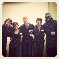 "Pentatonix.... all I can think is, ""Kirstie, where is my supersuit!"" (the Incredibles)"