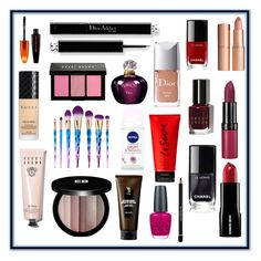 """Best of: Beauty #forTeddy"" by victor-comanescu on Polyvore featuring beauty, L'Oréal Paris, Charlotte Tilbury, Bobbi Brown Cosmetics, Gucci, Chanel, Edward Bess, Rimmel, Christian Dior and La Senza"
