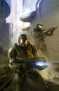 Halo, First Strike cover art