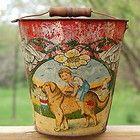 vintage pail