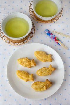 Taiyaki   Japanese Snack Foods 日本のスナック   Pinterest