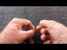 (3) How to Tie the Figure-of-Eight Knot - YouTube