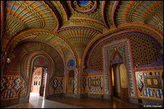 Castle Di Sammezzano -- The Amazing Moorish Revival Marvel Left Neglected for Decades | The Vintage News