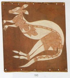 Lofty NabadayalBark painting Lofty Nabadayal was one of the best and most prolific Aboriginal bark painters from Oenpelli in Western Arnhem Land. He stuck true to his rock painting background and did not incorporate styles from other areas.