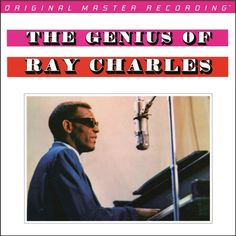 Ray Charles - The Genius of Ray Charles on Numbered Limited Edition Hybrid SACD from Mobile Fidelity