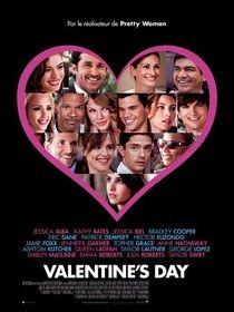 Valentine's day - Films de Lover, films d'amour et comédies romantiques.