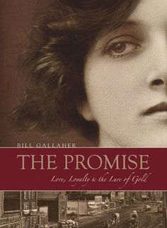 The Promise by Bill Gallaher.  It was 1862 and the Cariboo Gold Rush was in full swing. Sophia Cameron, the Beauty of Barkerville, lay dying of typhoid when her husband, John Cariboo Cameron, made one last promise to his fading young wife. The Promise is a compelling story of a great love and an epic struggle to honour a dying wife's final request: to take her body home to eastern Canada.