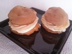 Eclairs, Biscuit Recipe, Biscuits, Muffin, Food And Drink, Sweets, Baking, Breakfast, Desserts