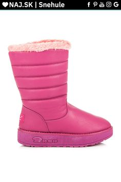 Ružové snehule Milena 858RR Ugg Boots, Uggs, Adidas, Winter, Shoes, Fashion, Winter Time, Moda, Zapatos