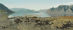 South Island Memories by Michael Sass (Pastels)