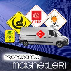 PROPAGANDA MAGNETLERİ (ARAÇLAR İÇİN) Seçim dönemlerinde veya mitingler sırasında siyasi pertilerin logolarını veya adayların resimlerini taşıyan magnetlerin araçlar üzerinde taşınması da gittikçe yoğunluk kazanan bir uygulama. Taraftarlar, araçları üzerinde taşıdıkları magnetlerle destekledikleri adayın sloganlarını dolaştıkları her noktaya kolayca taşıyabiliyorlar.http://bit.ly/1jIlKM9 #propogandamagnetler #araçlariçinmagnet #magnet