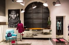 Audrey, Brescia, 2014 - Claudia Pelizzari Interior Design - #RETAIL #DESIGN #MADEINITALY