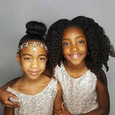 Oh My...One World Pls! #GorgeousYoungAngels #Pretty #Adorable #BlackIsBae via @shanillia26 #KidsAreAdorableGenerally #9naijaBrides