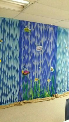 vbs themes under the sea ~ vbs themes _ vbs themes ideas _ vbs themes for 2020 _ vbs themes ideas vacation bible school _ vbs themes 2020 _ vbs themes camping _ vbs themes under the sea _ vbs themes space Vbs Themes, Ocean Themes, Beach Themes, Under The Sea Theme, Under The Sea Party, Under The Sea Decorations, Underwater Theme, Mermaid Birthday, Baby Shower Decorations