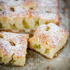 New Recipes, Sweet Recipes, No Bake Cake, Doughnut, Food And Drink, Snacks, Cookies, Breakfast, Baking Cakes