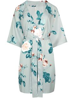 Kimono, Grå, Woman - KappAhl