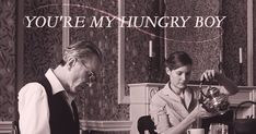 For the Hungry Boy! Valentine's Day Cards Inspired by Phantom Thread