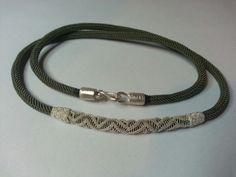 Handmade silver bracelet kazaziye