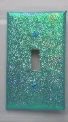 Mermaid Party Decorative Light Switch Cover  Single by Nikalette, $7.00