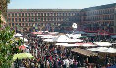 Open Air Market, Cordoba, Spain