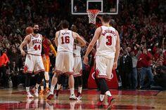 Pacers vs. Bulls - Fotos - 12/30/2015 - ESPN Deportes