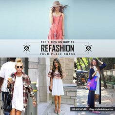Worn your favourite dress too many times and still don't want to get rid of it? We give you ways to revamp the same dress!  Check them out at blog.styledotme.com and give us your feedback  #styledotme #instantfashionadvice  #igdaily #fashionblog #blog  #trending #wearwhatyoulove #letsdriveouttheconfusion #style #stylish #fashion #fashionable #trendingnow #trendalert #plaindress #dress #restyle #refashion