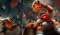 Gragas/SkinsTrivia - League of Legends Wiki - Champions, Items, Strategies, and many more!