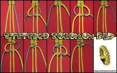 Stitched Solomon Bar Tutorial