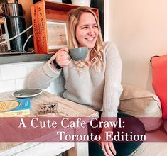 A Cute Café Crawl: Toronto Edition — The Canadian Creative Rocket Coffee, Adelaide Street, Cozy Coffee Shop, Cute Cafe, Cafe Bar, Hanging Out, Toronto, Creative, Coffee Cozy