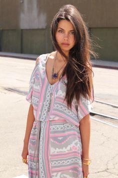 love this Leyendecker dress