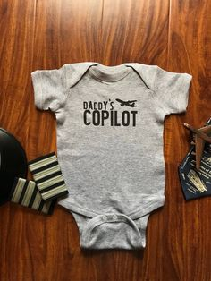Trust Me Im A Pilot Shirt Funny Toddler Girls Flounced T Shirts Outfits for 2-6T Baby Girls