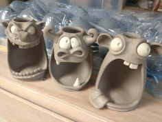 Potters monsters
