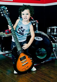 Rock-n-Roll Toddler