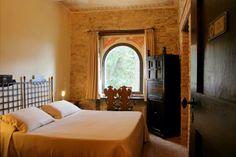 Superior Room Dei Lecci - nice and romantic room for a couple. Bathroom with shower (18MQ)