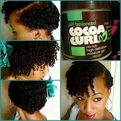 Soft curl gel