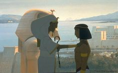 the prince of egypt backgrounds - Google Search