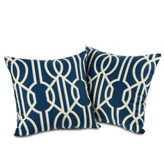 Shop for Andros 20-inch Decorative Throw Pillow (Set of 2). Free Shipping on…