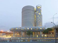Silos 13 by vib architecture